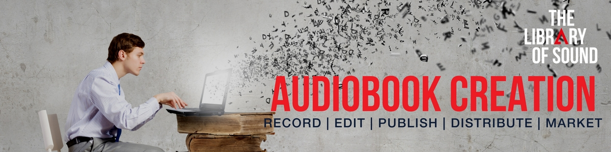 audiobook creation record edit publish distribute market