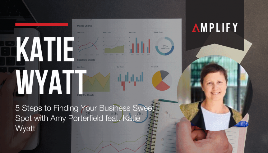 5 Steps to Finding Your Business Sweet Spot with Amy Porterfield feat. Katie Wyatt