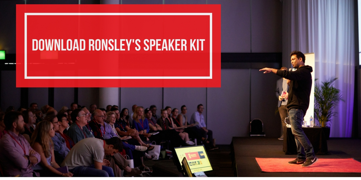 Click here to download Ronsley's speaker kit