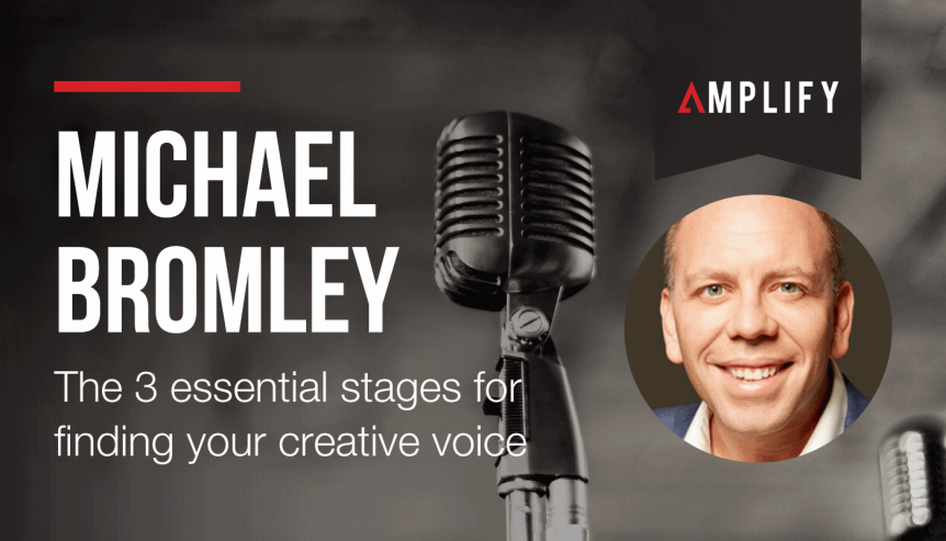 The 3 essential stages for finding your creative voice