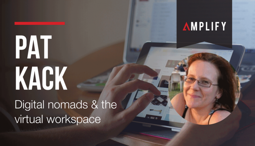 Digital nomads & the virtual workspace
