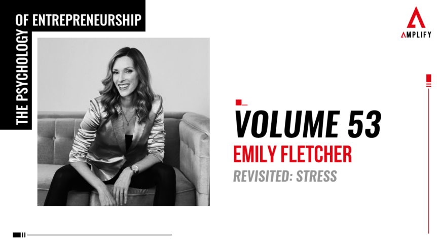 53. Volume: Emily Fletcher Revisited: Stress