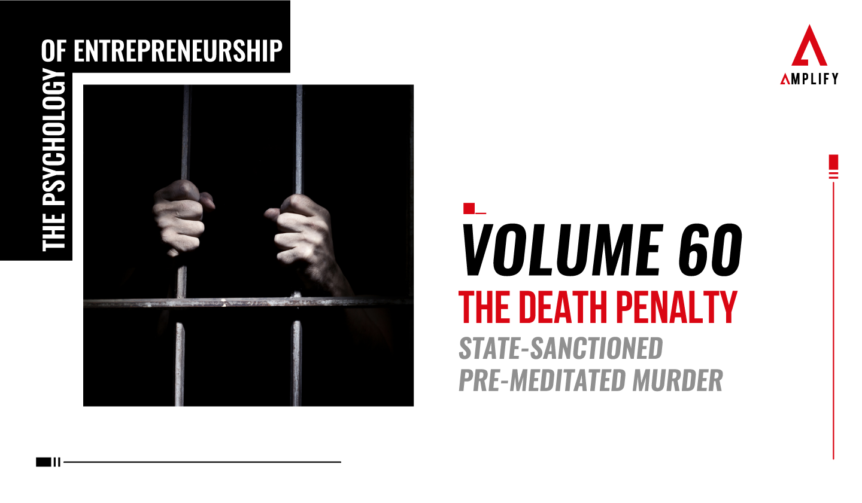 60. Volume: The Death Penalty