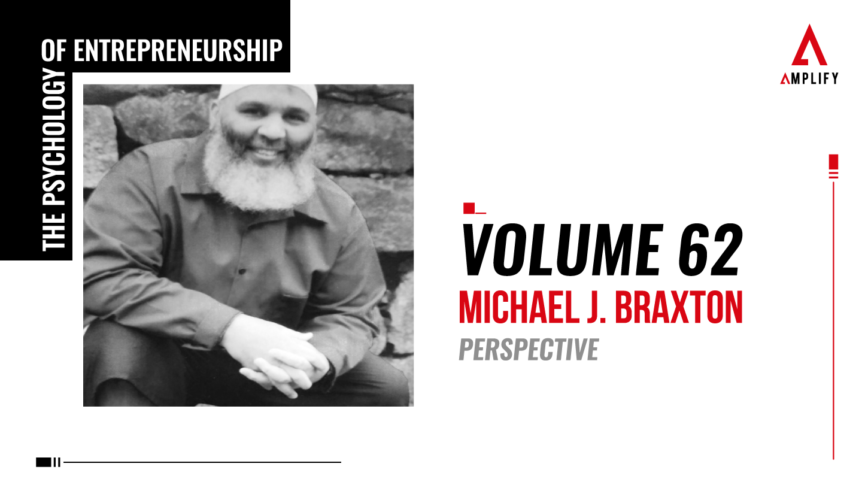 62. Volume: Michael Jerome Braxton: Perspective