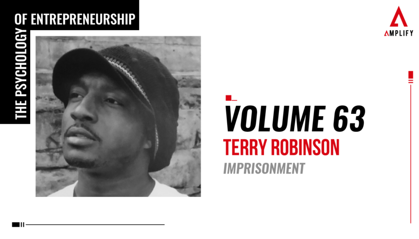 63. Volume: Terry Robinson: Imprisonment