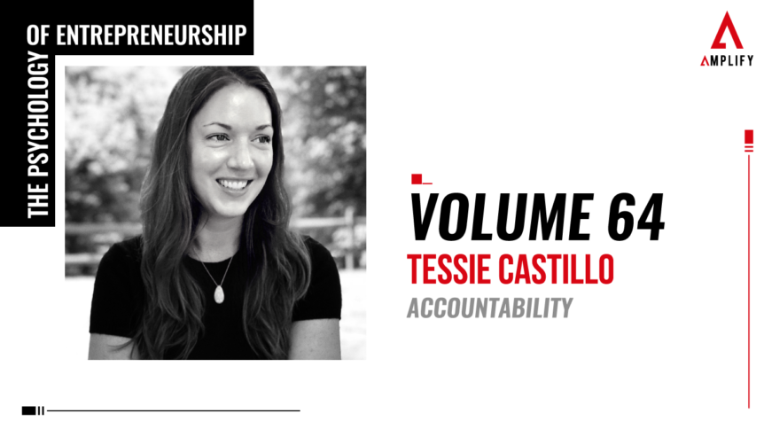 64. Tessie Castillo: Accountability