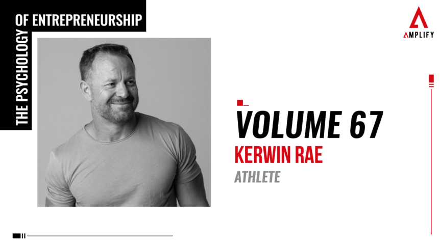 image with the title and a picture of Kerwin Rae