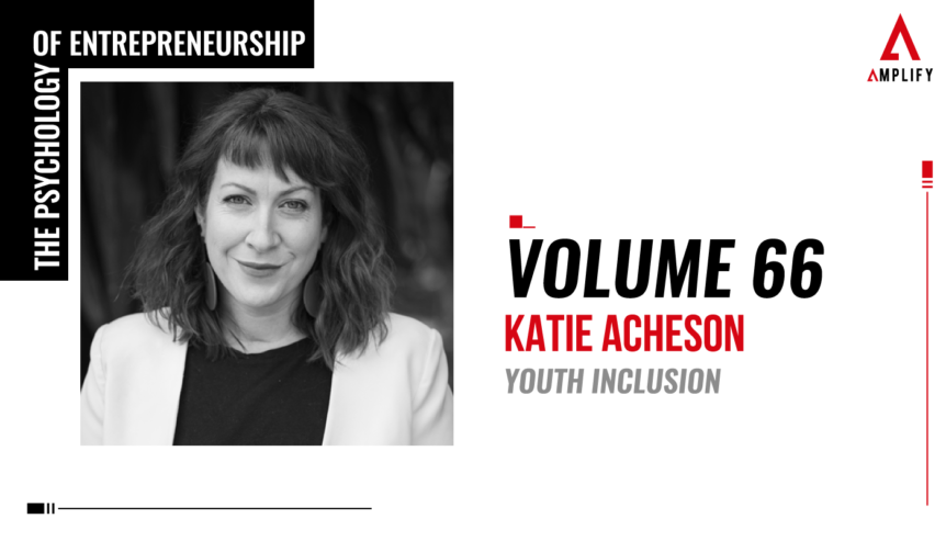 Title Image, 66. Volume: Katie Acheson: Youth Inclusion